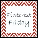 Pinterest Friday Blog Button