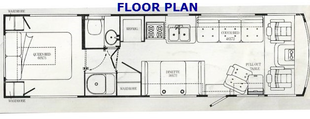 winnebago floor plan